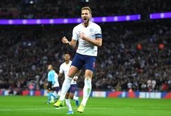 Đội trưởng tuyển Anh trước cơ hội phá kỷ lục vòng loại Euro