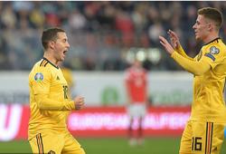 Đức và Bỉ cùng thắng đậm, Hà Lan đánh rơi 3 điểm