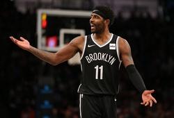Kyrie Irving dính chấn thương vai, Brooklyn Nets khó càng thêm khó