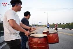 Lạ mắt hình ảnh vừa chạy, vừa nghe nhạc tại Pocari Sweat Run Việt Nam 2019