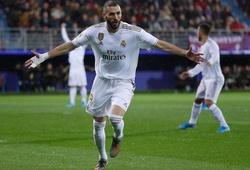 Benzema đem vận may khó tin cho Real Madrid mỗi khi ghi bàn