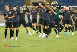 ĐT Thái Lan căng thẳng trong buổi tập trước trận gặp Việt Nam