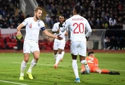 Harry Kane giúp tuyển Anh lập kỳ tích ghi bàn sau hơn nửa thế kỷ