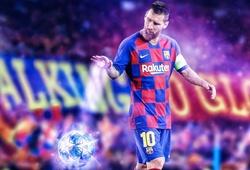 Messi chính thức là vua rê dắt bóng của châu Âu
