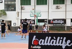 Mới lạ giải bóng rổ 4x4 tại Hà Nội