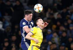 Nhận định Scotland vs Kazakhstan 02h45, 20/11 (Vòng loại Euro 2020)