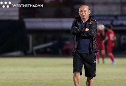 Sau UAE, HLV Park Hang Seo lại đọc vị chiến thuật của Thái Lan