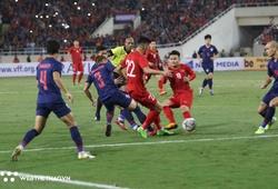 BXH bảng G vòng loại World Cup 2022: Việt Nam giữ vững vị trí số 1