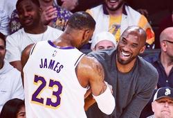 Đến tận bây giờ, LeBron James vẫn ngưỡng mộ Kobe Bryant một cách kỳ lạ