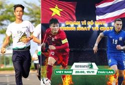 Dự đoán bóng đá Việt Nam - Thái Lan, kiếm vé chạy Mekong Delta Marathon 2020