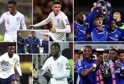 Học viện của Chelsea đóng góp số cầu thủ khó tin cho tuyển Anh