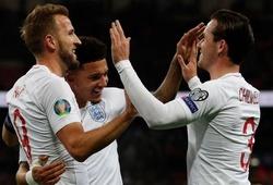 """Tuyển Anh có thể rơi vào """"bảng tử thần"""" Euro 2020 dù là hạt giống"""