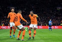Đức, Bỉ, Hà Lan tạo cơn mưa bàn thắng trong ngày hạ màn VL Euro 2020