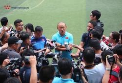 HLV Park Hang Seo: U22 Việt Nam hướng đến mục tiêu HCV tại SEA Games 30