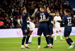 Icardi và Di Maria lập công, PSG củng cố ngôi đầu bảng