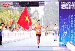 Hà Văn Nhật phá kỷ lục cá nhân trước thềm SEA Games 30