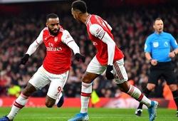 Lacazette cứu Arsenal nhờ cái duyên ghi bàn trên sân nhà
