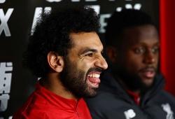 Tin bóng đá 24/11: HLV Klopp cập nhật chấn thương của Salah