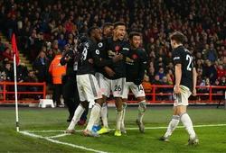 """3 cầu thủ MU được gọi là """"trò đùa"""" trong trận gặp Sheffield United"""