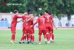 BTC SEA Games 30 liên tục nhầm lẫn tên cầu thủ U22 Việt Nam