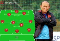 Đấu U22 Brunei, HLV Park Hang-seo sẽ sử dụng đội hình nào?