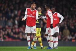 Emery đáng bị Arsenal sa thải với những chỉ số tồi tệ