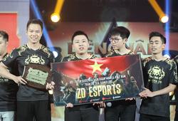 ESports Việt Nam với kỳ vọng 6 bộ môn - 6 huy chương tại SEA Games