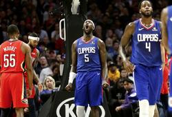 Montrezl Harrell đạt career-high, LA Clippers có chiến thắng thứ 5 liên tiếp