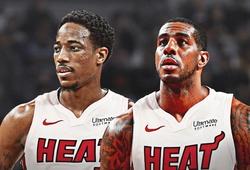Miami Heat tham vọng có được DeMar DeRozan hoặc LaMarcus Aldridge