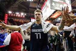 Với Luka Doncic, Dallas Mavericks có hàng công xịn nhất NBA trong 45 năm qua