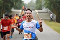 Hành trình lập PB tại HCMC Marathon của chàng kỹ sư công nghệ thông tin