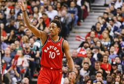 Giám đốc điều hành tiết lộ DeMar DeRozan tái hợp Toronto Raptors