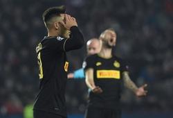 VAR gây sốc cho Inter và Lukaku khi biến tỷ số 2-0 thành 1-1