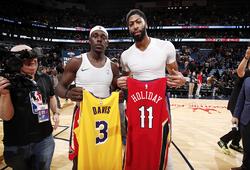 Anthony Davis không hề có hiềm khích gì với New Orleans Pelicans