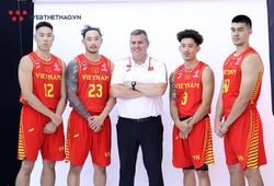 Đội tuyển bóng rổ 3x3 Việt Nam xuất quân dự SEA Games 30