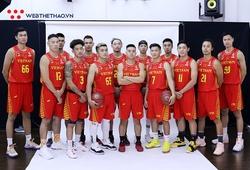 Danh sách chính thức đội tuyển bóng rổ Việt Nam dự SEA Games 30