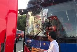 Đoàn Việt Nam gặp tai nạn trên đường dự Lễ Khai mạc SEA Games 30