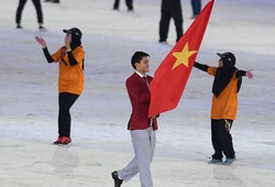 Kiếm thủ Thành An nói gì về vinh dự cầm cờ Việt Nam tại lễ khai mạc SEA Games 30?