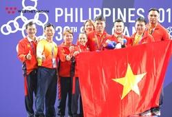 Trực tiếp SEA Games 30 hôm nay 1/12: Võ gậy bùng nổ cuối ngày, Việt Nam giành tổng cộng 10 HCV