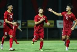 Nhận định U22 Việt Nam vs U22 Singapore 19h00, 03/12 (Vòng bảng bóng đá nam SEA Games)