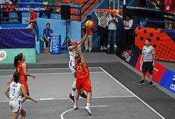 Nữ Việt Nam suýt gây địa chấn tại Bán kết bóng rổ 3x3 SEA Games 30