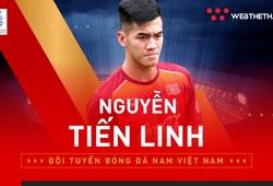 """Tiến Linh: """"Sát thủ"""" sắc bén của U22 Việt Nam"""