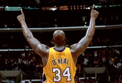 """Shaquille O'Neal: """"ông Trùm"""" khu vực dưới rổ"""