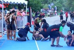 """Toàn cảnh vụ Việt Nam tố Malaysia """"ăn gian"""" ở nội dung triathlon hỗn hợp SEA Games 30"""