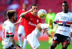 Tỷ lệ kèo Sao Paulo vs Internacional 07h30, 05/12 (VĐQG Brazil 2019)