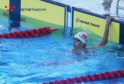 Kình ngư Nguyễn Huy Hoàng môn bơi lội cao bao nhiêu?