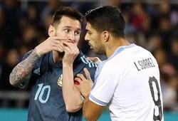 Messi sẽ đối đầu Suarez ở vòng bảng Copa America 2020