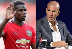"""Tin bóng đá 4/12: Zidane """"ép"""" Real Madrid mua Pogba"""