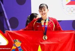 Ngày ra quân thành công của ĐT bơi Việt Nam tại SEA Games 30