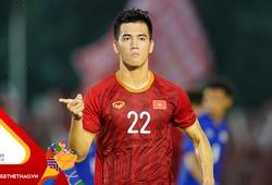 """Tiến Linh: """"Dù áp lực nhưng tôi tự tin khi sút quả penalty thứ 2"""""""
